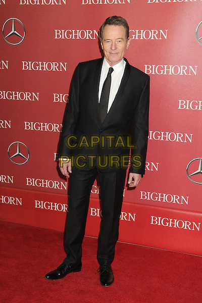 2 January 2016 - Palm Springs, California - Bryan Cranston. 27th Annual Palm Springs International Film Festival Awards Gala held at the Palm Springs Convention Center.  <br /> CAP/ADM/BP<br /> &copy;BP/ADM/Capital Pictures