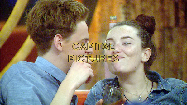 Nick and Harry.<br /> Big Brother Summer 2015 - Day 20<br /> *Editorial Use Only*<br /> CAP/NFS<br /> Image supplied by Capital Pictures