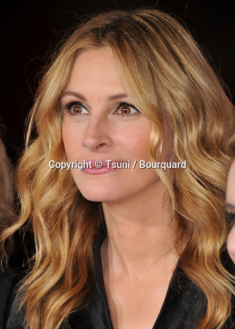 05_ Julia Roberts _05   -<br /> Valentine&rsquo;s Day  Premiere at the Chinese Theatre In Los Angeles.