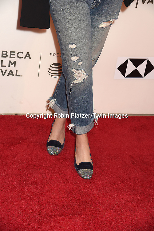 "Talia Balsam attends ""The Seagull"" Screening at the Tribecca Film Festival at BMCC on April 21, 2018 in New York City, New York, USA.<br /> <br /> photo by Robin Platzer/Twin Images<br />  <br /> phone number 212-935-0770"