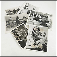 BNPS.co.uk (01202 558833)<br /> Pic: PhilipSerrellAuctions/BNPS<br /> <br /> A collection of early 20th century black and white photographs, all depicting Eva Braun sold for &pound;120.<br /> <br /> A pair of silk frilly knickers worn by Adolf Hitler's mistress Eva Braun for the Nazi dictator have sold at auction for almost &pound;3,500.<br /> <br /> The pair of lilac undies, that have Braun's monogrammed initials embroidered on the front of them, got pulses racing when they went under the hammer. <br /> <br /> The Nazi swas-knickers were liberated by an American serviceman who found them in an abandoned bunker in the Platterhof Hotel next to Hitler's Berghof home in the Bavarian Alps.<br /> <br /> The soldier kept them as a souvenir and took them back to the US with him after the Second World War.