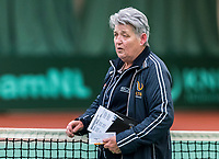 Wateringen, The Netherlands, March 16, 2018,  De Rhijenhof , NOJK 14/18 years, Nat. Junior Tennis Champ.  supervisor<br />  Photo: www.tennisimages.com/Henk Koster