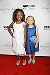 Both are in Annie - The 68th Annual Theatre World Awards 2012 presented to 12 actors for their Outstanding Broadway or Off-Broadway Debut Performances during the 2011-2012 theatrical season on June 5, 2012 at the Belasco Theatre, New York City, New York.