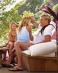 Dolph Lundgren in St Barth 01/01/2009