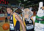 Basketball 1.Bundesliga 2008/2009, Walter Tigers Tuebingen - Rhein Energie Koeln