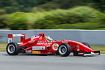 Daniel Woodroof of Malaysia and Meritus GP drives the Formula Masters China Series as part of the 2015 Pan Delta Super Racing Festival at Zhuhai International Circuit on September 20, 2015 in Zhuhai, China.  Photo by Moses Ng/Power Sport Images