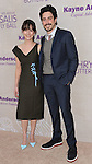 Ben Feldman and Michelle Mulitz attending the 14th Annual Chrysalis Butterfly Ball held at a private Mandeville Canyon Estate Los Angeles CA. June 6, 2015