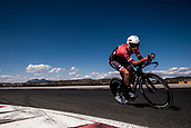 September 5th 2017, Circuito de Navarra, Spain; Cycling, Vuelta a Espana Stage 16, individual time trial; Julien Bernard