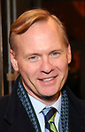 "John Dickerson attends the Broadway Opening Night Performance of ""John Lithgow: Stories by Heart"" at the American Airlines Theatre on January 11, 2018 in New York City."