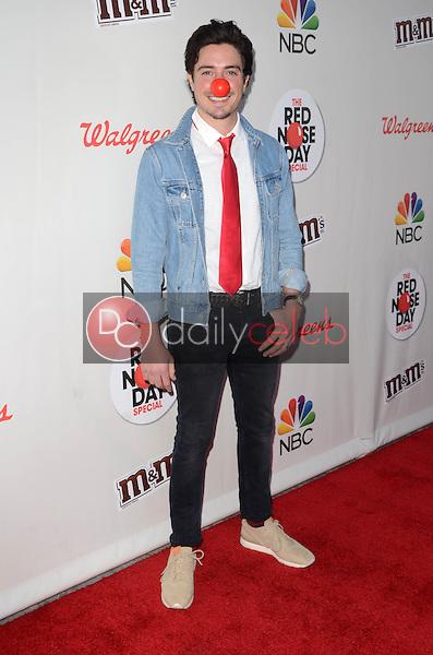 Ben Feldman<br /> at the Red Nose Day 2016 Special, Universal Studios, Universal City, CA 05-26-16<br /> David Edwards/DailyCeleb.Com 818-249-4998