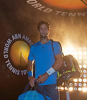 12-02-14, Netherlands,Rotterdam,Ahoy, ABNAMROWTT, Fernando Verdasco(ESP)<br /> Photo:Tennisimages/Henk Koster