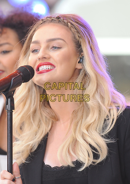 New York,NY-June 17: Perrie Edwards at the  Today Show in New York City on June 17, 2014.  <br /> CAP/RTNSTV<br /> &copy;RTNSTV/MPI/Capital Pictures