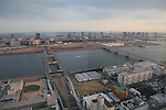 General view, MARCH 4, 2013 : IOC Evaluation Commission visit at Harumi Triton, Tokyo, Japan. (Photo by AFLO SPORT)
