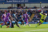 Wycombe Wanderers v Plymouth Argyle - 12/09/2015
