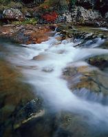 Pyren&eacute;es, Ruisseau du Cot (stream) close to Cirque de Troumouse, <br /> Ruisseau du Cot, Pyrenees, France