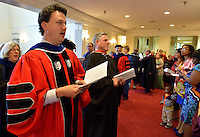 Louisville Presbyterian Theological Seminary Baccalaureate and Graduation 2014
