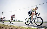 Australian National Road Champion Michael Freiberg (AUS/Sunshine Coast)<br /> <br /> 72nd Halle - Ingooigem 2019 (BEL/1.1)<br /> 1 day race from Halle to Ingooigem (201km)<br /> <br /> ©kramon