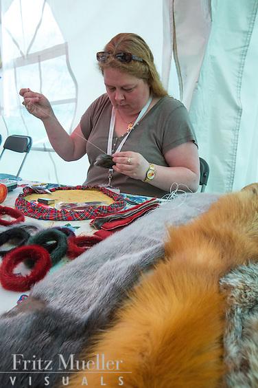 Adaka Cultural Festival, June 2013, Whitehorse, Yukon