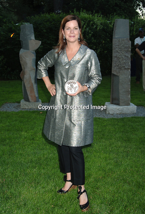 "Award Winner Marcia Gay Harden ..at The ""Made In New York"" Awards for Outstanding Achievement in the Entertainment Industry at Gracie Mansion on June 5, 2006...Robin Platzer, Twin Images"