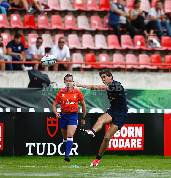 Juan Bautista Daireaux, Italy v Argentina, Beziers, Stade De La Mediterranee. France. World Rugby U20 Championship 2018. Photo Martin Seras Lima