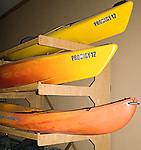 Kayak, Bass Pro Shop, Las Vegas, Nevada