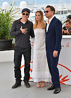 Once Upon a Time in Hollywood Photocall - Cannes 2019