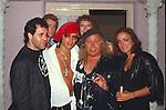 SAM KINISON, Billy Idol, Allan Stephan, Jimmy Shubert & Martha Jane at The Comedy Store
