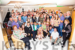 The O'Leary & Grandfield's from Portmagee family reunion held in the Ring of Kerry Hotel, Cahersiveen on Monday evening.