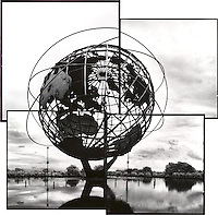 Unisphere Quartered