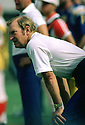 San Diego Chargers head coach Don Coryell during a game from his 1984 season. Don Coryell head coached  for 14 years with 2 different teams.(SportPics)