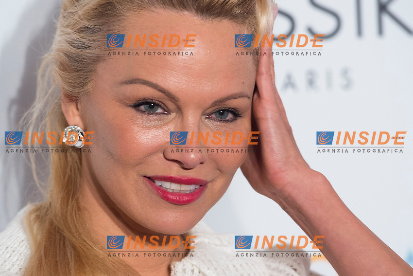 Pamela Anderson <br /> Parigi 16/05/2017. Global Gift Gala Red Carpet.<br /> Foto JB Autissier / Panoramic / Insidefoto