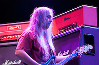 Dinosaur Jr performing at the Benicasim festival in 2007