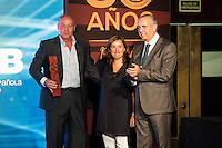 Juan Antonio Corbalan during the 80th Aniversary of the National Basketball Team at Melia Castilla Hotel, Spain, September 01, 2015. <br /> (ALTERPHOTOS/BorjaB.Hojas) / NortePhoto.Com