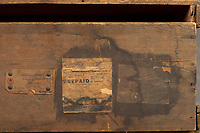 Willard Suitcases / Herman G / ©2015 Jon Crispin