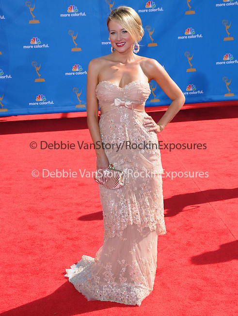Jewel at The 62nd Anual Primetime Emmy Awards held at Nokia Theatre L.A. Live in Los Angeles, California on August 29,2010                                                                   Copyright 2010  DVS / RockinExposures