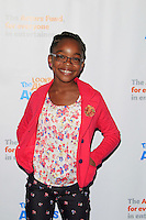 LOS ANGELES - DEC 3: Marsai Martin at The Actors Fund's Looking Ahead Awards at the Taglyan Complex on December 3, 2015 in Los Angeles, California
