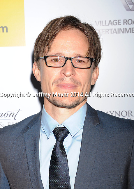 SANTA MONICA, CA- OCTOBER 26: Actor Damon Herriman attends the 3rd Annual Australians in Film Awards Benefit Gala at the Fairmont Miramar Hotel on October 26, 2014 in Santa Monica, California.