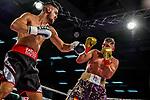 re: Emre Cukur (GER) vs. li: Davide Faraci (ITA) - Super middleweight ; Boxen: ECB ECBOXING am 09.02.2020 in Goeppingen (EWS Arena), Baden-Wuerttemberg, Deutschland.<br /> <br /> Foto © PIX-Sportfotos *** Foto ist honorarpflichtig! *** Auf Anfrage in hoeherer Qualitaet/Aufloesung. Belegexemplar erbeten. Veroeffentlichung ausschliesslich fuer journalistisch-publizistische Zwecke. For editorial use only.