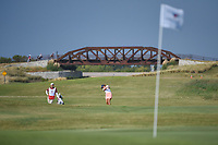Dori Carter (USA) hits her approach shot on 2 during the round 3 of the Volunteers of America Texas Classic, the Old American Golf Club, The Colony, Texas, USA. 10/5/2019.<br /> Picture: Golffile   Ken Murray<br /> <br /> <br /> All photo usage must carry mandatory copyright credit (© Golffile   Ken Murray)