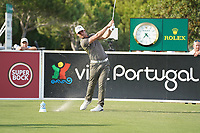 Haydn Porteous (RSA) during Round 2 of the Portugal Masters, Dom Pedro Victoria Golf Course, Vilamoura, Vilamoura, Portugal, 25/10/2019<br /> Picture Andy Crook / Golffile.ie<br /> <br /> All photo usage must carry mandatory copyright credit (© Golffile | Andy Crook)