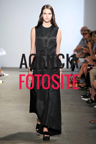Nova Iorque, EUA &sbquo;09/2014 - Desfile de Derek Lam durante a Semana de moda de Nova Iorque  -  Verao 2015. <br /> <br /> Foto: FOTOSITE