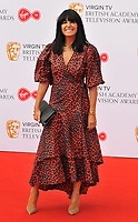 Claudia Winkleman at the Virgin TV British Academy (BAFTA) Television Awards 2018, Royal Festival Hall, Belvedere Road, London, England, UK, on Sunday 13 May 2018.<br /> CAP/CAN<br /> &copy;CAN/Capital Pictures
