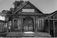 Old saloon in The Grove, TX