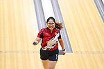 Misaki Mukotani (JPN), <br /> AUGUST 24, 2018 - Bowling : <br /> Women's Team of Six Block2 <br /> at Jakabaring Sport Center Bowling Center <br /> during the 2018 Jakarta Palembang Asian Games <br /> in Palembang, Indonesia. <br /> (Photo by Yohei Osada/AFLO SPORT)