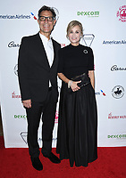 06 October 2018 - Beverly Hills, California - Michael Cumming, Maureen McCormick. 2018 Carousel of Hope held at Beverly Hilton Hotel. <br /> CAP/ADM/BT<br /> &copy;BT/ADM/Capital Pictures