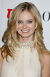 LOS ANGELES, CA. - September 18: Actress Sara Paxton arrives at the Teen Vogue Young Hollywood Party at the Los Angels County Museum Of Art on September 18, 2008 in Los Angeles, California.