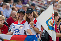 North Carolina Courage vs Olympique Lyonnais, August 18, 2019
