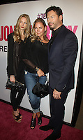 NEW YORK, NY-September 12:Georgia Connick, Jill Goodacre and Harry Connick Jr at Universal Picture & Working Title Films present the American premiere of Bridget Jones Baby at the Paris Theatre in New York. September 12, 2016. Credit:RW/MediaPunch