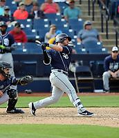 Esteban Quiroz - San Diego Padres 2019 spring training (Bill Mitchell)