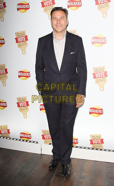 LONDON, ENGLAND - JULY 28: David Walliams attends the Walkers 'Do Us A Flavour' launch party at Paramount, Centre Point on July 28, 2014 in London, England<br /> CAP/ROS<br /> &copy;Steve Ross/Capital Pictures